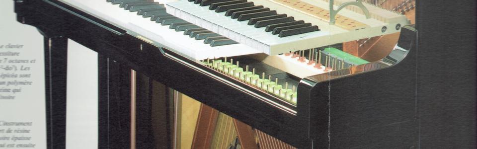 Découpe piano droit